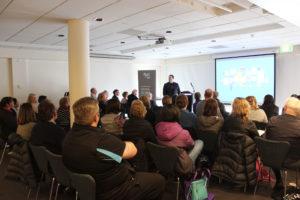 MYOB cloud accounting seminar at Hobart Function & Conference Centre, 12 October
