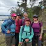 Marg and the Coast Trek team